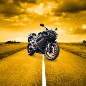 Motorkerékpár Akkumulátor
